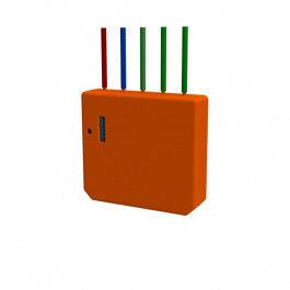 Télécommande WiFi à 3 entrées pour interrupteur - Shelly