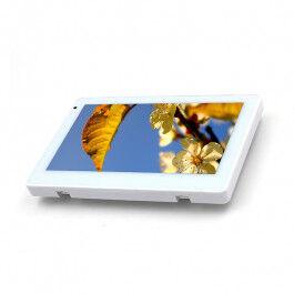 Tablette tactile 7 pouces Android encastrable avec WiFi et PoE - SIBO