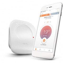 Thermostat sans fil pour chauffage ou chaudière individuelle - Somfy