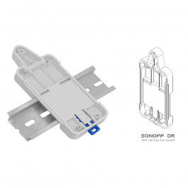 Support rail din pour module Basic - Sonoff