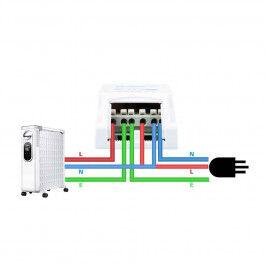 Module avec relais et mesure de température et humidité - Sonoff