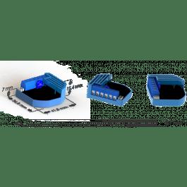 Module encastrable 1 relai Z-Wave - QUBINO
