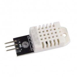 Capteur de température et d'humidité DHT22 - TZT