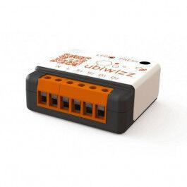 Micromodule 2 relais enocean encastrable - Ubiwizz