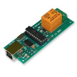 Module 1 relais sur port USB