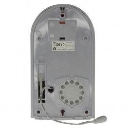 Sirène extérieure sans fil 120 dB - Visiotech
