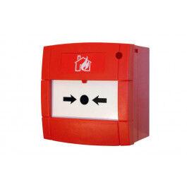 Bouton de sécurité incendie - Wizelec