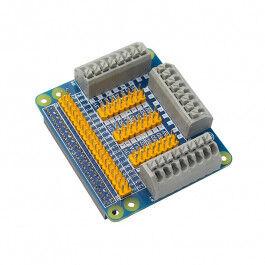 Carte d'extension multifonction GPIO pour Raspberry Pi 3 et 4 - Wizelec