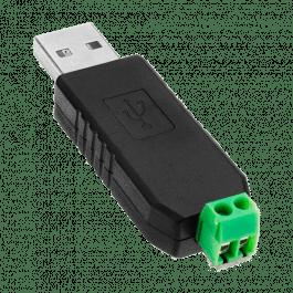 Convertisseur RS-485 vers USB - Wizelec