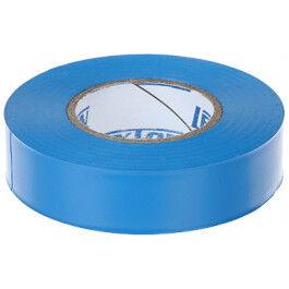 Ruban adhésif d'isolation électrique en PVC 25 mètres Bleu - Wizelec