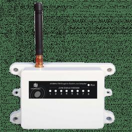Récepteur 4 voies pour système d'alarme solaire gamme SolarAlarm - Wizelec