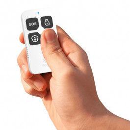 Télécommande intelligente 4 boutons Zigbee 3.0 - WOOX