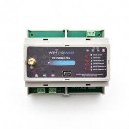 WiFi Power 4 zones de chauffages - WIFI POWER PANEL