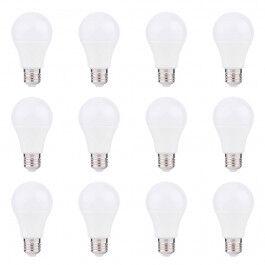 Lot de 12 ampoules led 15W blanc naturel - FamilyLed