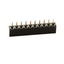 Connecteur XBee pour CI (10 points - 2mm)