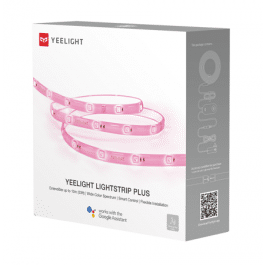 Ruban LED intelligent Yeelight Lightstrip Plus 2 mètres - Xiaomi