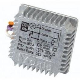 Télérupteur micro-module MTR500E - YOKIS