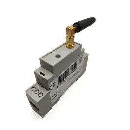 Passerelle Zigate USB format rail DIN avec ZigBee - Zigate