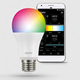 Ampoule LED RGBW multi-couleurs Z-Wave Plus v2 - Zipato