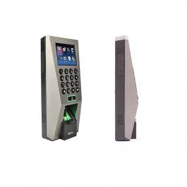 Contrôleur d'accès avec lecteur biométrique et clavier - ZKTeco
