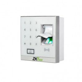 Lecteur biométrique avec clavier et accès RFID - ZKTeco