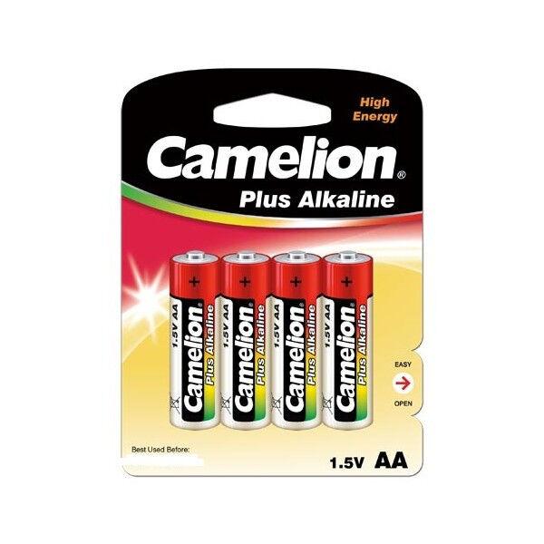 10 Piles super alcalines CAMELION AA//LR6 envoi en suivi