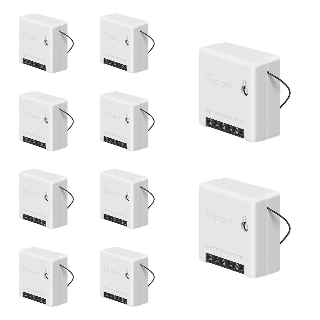 Lot de 2 mini interrupteurs Wifi