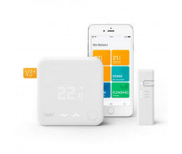 Kit de démarrage thermostat intelligent V3+ - Tado