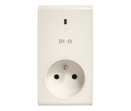 Prise variateur 200W compatible LED dimmables - DIO