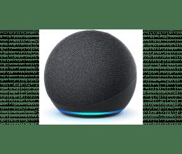 Assistant vocal Amazon Echo Dot 4 couleur Anthracite - Amazon