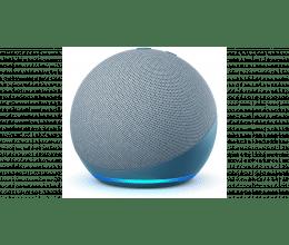 Assistant vocal Amazon Echo Dot 4 couleur bleu gris - Amazon