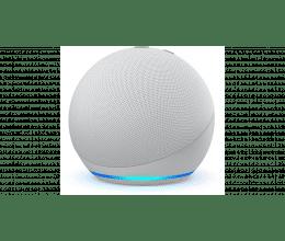 Assistant vocal Amazon Echo Dot 4 couleur Blanc - Amazon