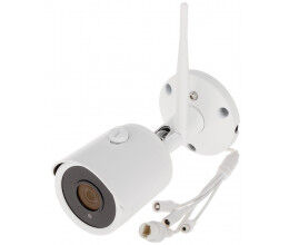 Caméra Wi-Fi 3 Mpx compression H265 et objectif 3.6 mm - APTI