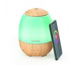 Diffuseur Smart Aroma wifi pour huile essentielle (400ml) - Blitzwolf