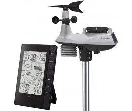 Station météo professionnelle WiFi avec capteur 6 en 1 et interface Ordinateur - Bresser