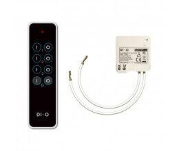 Module on/off extraplat 200 W et télécommande 3 canaux - DiO