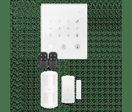 Kit d'alarme GO2 incluant 2 commandes - Chuango