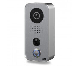 Portier vidéo connecté D101S édition Strato-silver - DoorBird