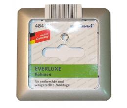 Cadre Everlux Argent pour module ZWave - Düwi