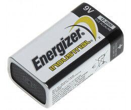 Pile 6LR61 (9V) Energizer Industrial alcaline - Energizer