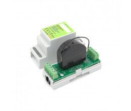Adaptateur euFIX DIN pour Fibaro FGR-222 (sans boutons) - Eutonomy