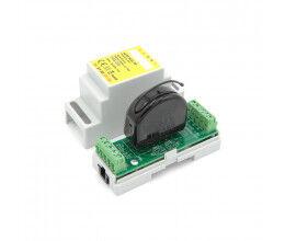 Adaptateur euFIX DIN pour Fibaro FGS-222 (sans boutons) - Eutonomy