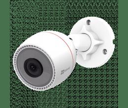 Caméra IP PoE 1080p avec vison nocturne 30 mètres pour extérieur - Ezviz