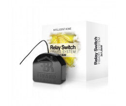 Module encastrable Z-Wave 2 relais charge 2x1500W - Fibaro