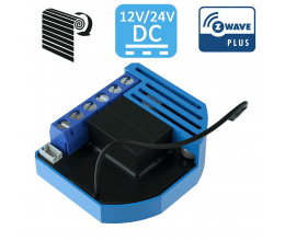Module Volets roulants DC Z-Wave+ à encastrer - QUBINO