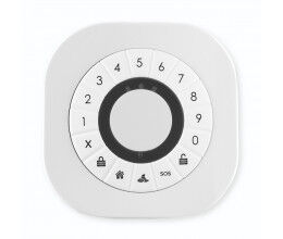 Clavier à codes intelligent avec RFID compatible Zigbee 3.0 - FRIENT