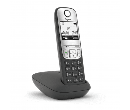 Téléphone Gigaset A690 couleur Noir pour serveur téléphonique - Gigaset