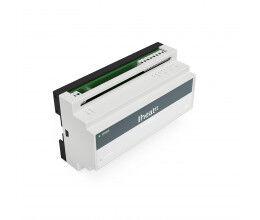 Contrôleur de chauffage hydronique Z-Wave format DIN avec 10 sorties - HeatIt
