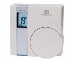 Thermostat mural avec LCD ZWave - Horstmann