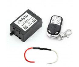 Kit de gestion de chauffage fil pilote 433 Mhz compatible RFXcom avec télécommande
